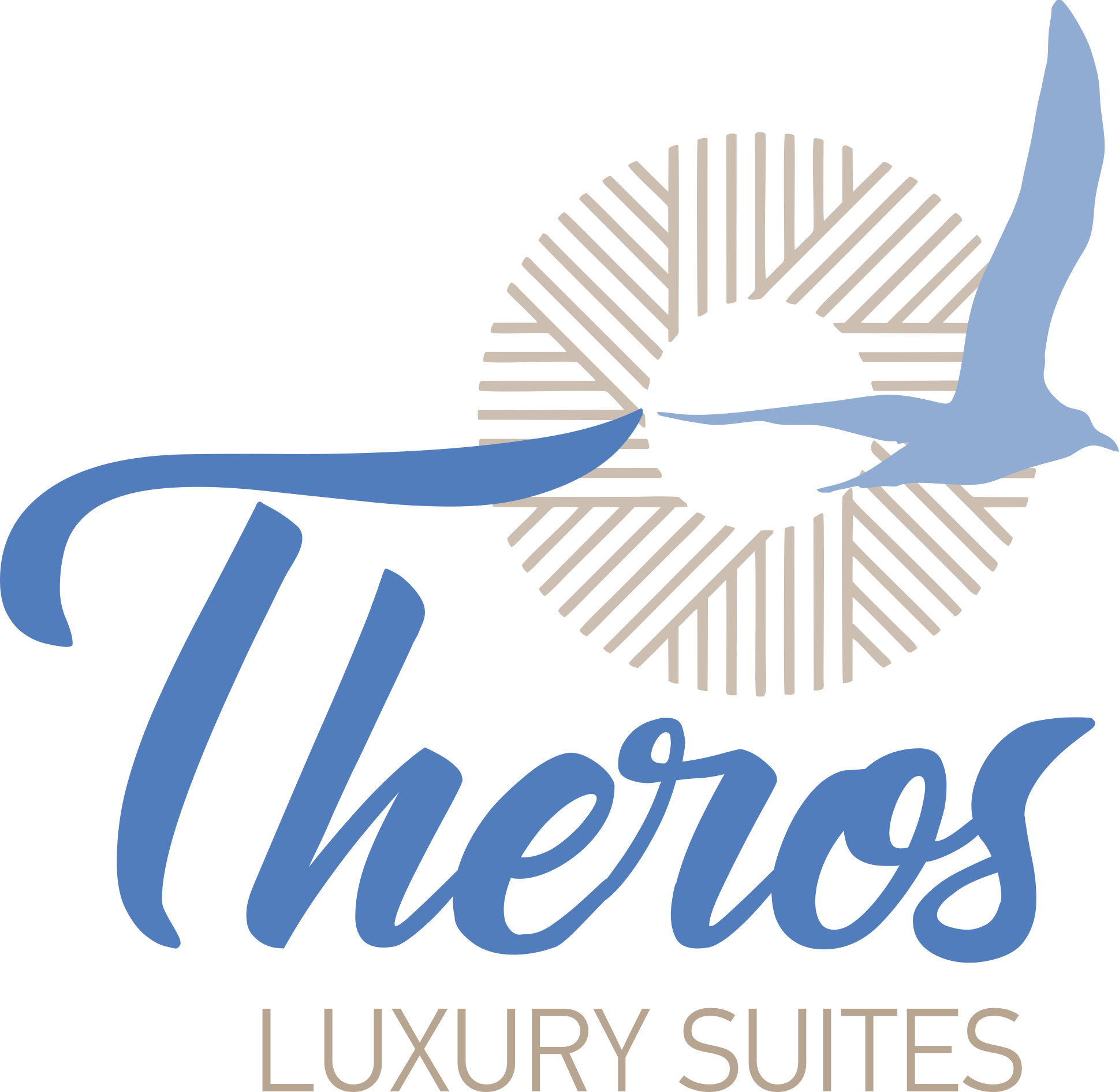 Theros Luxury Suites | Luxury Suites in Thassos